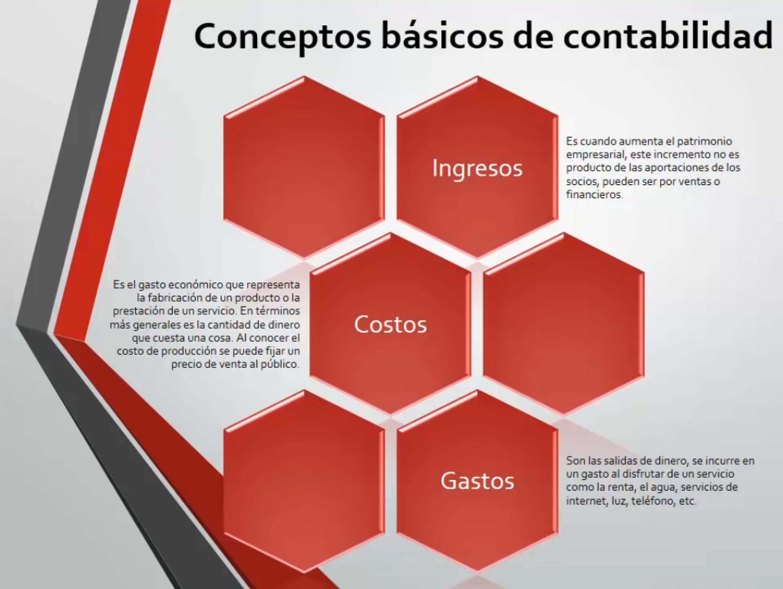 Conceptos básicos de contabilidad II