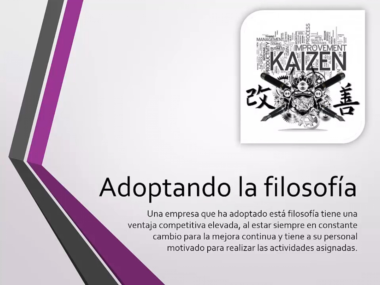 Adoptando la filosofía Kaizen en las empresas