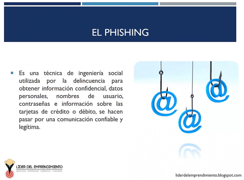 El phishing