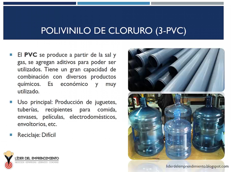 Polivinilo de cloruro (PVC)