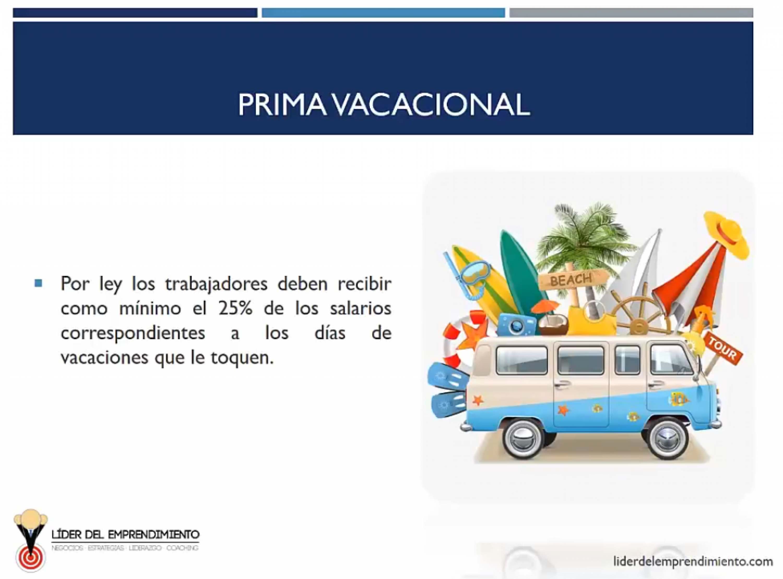 Prima vacacional