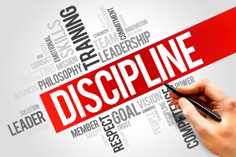 Cómo ser más disciplinado