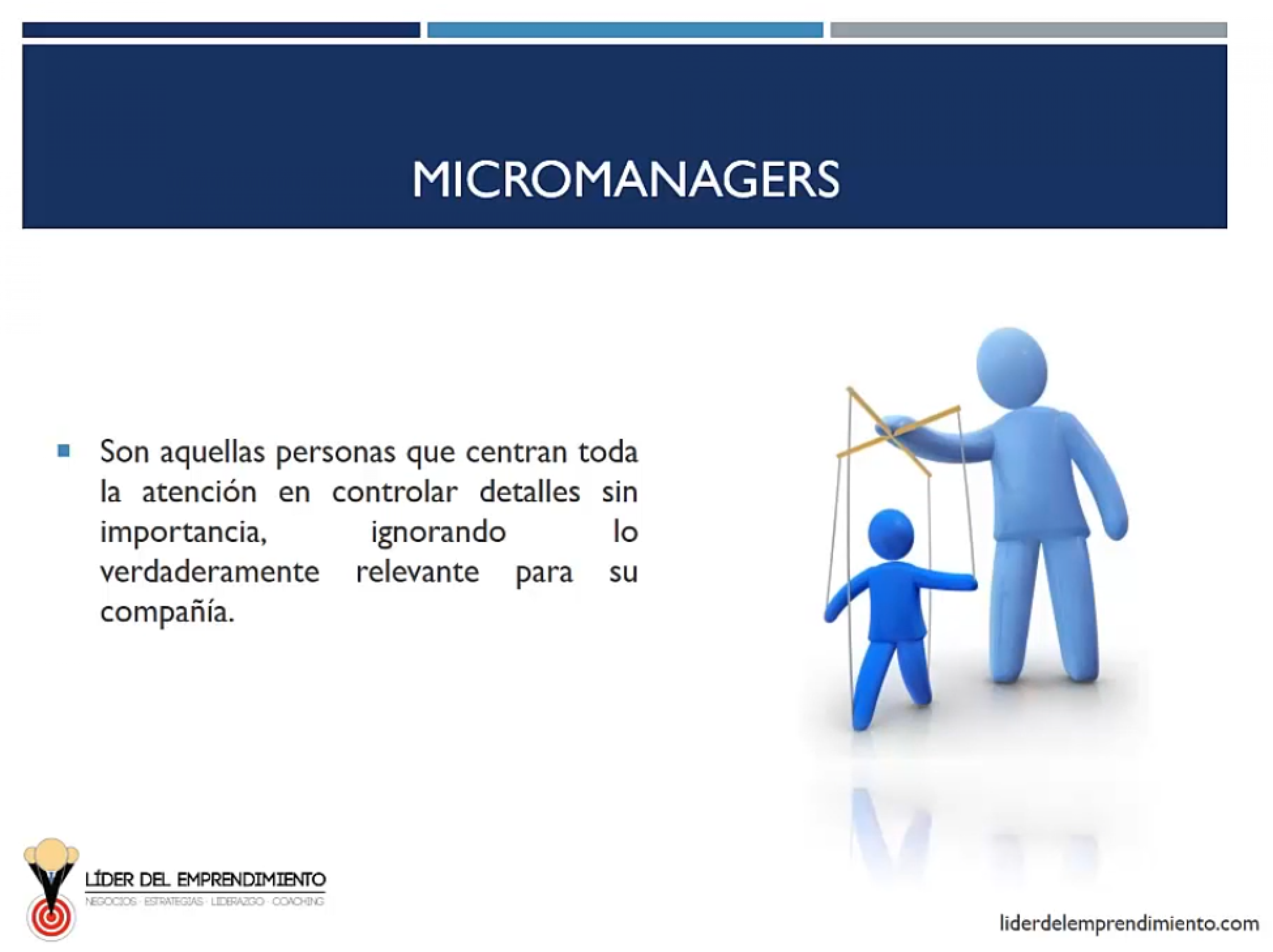 Micromanagers