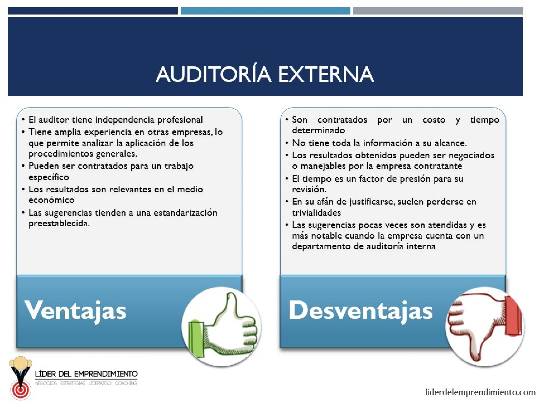 Auditoría externa