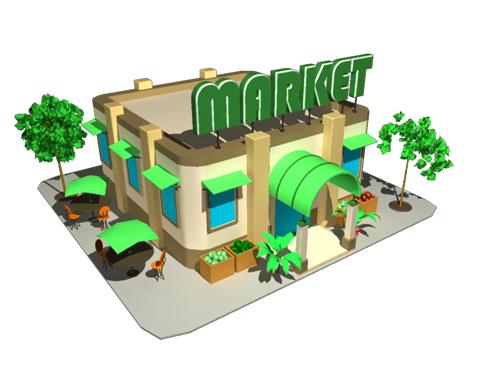 ¿Qué es el mercado y cuáles son sus tipos?