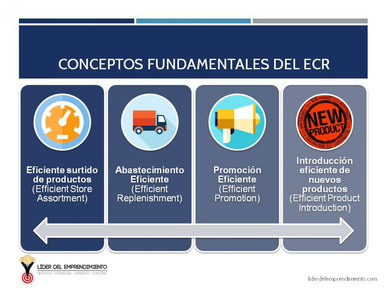 Conceptos fundamentales del ECR