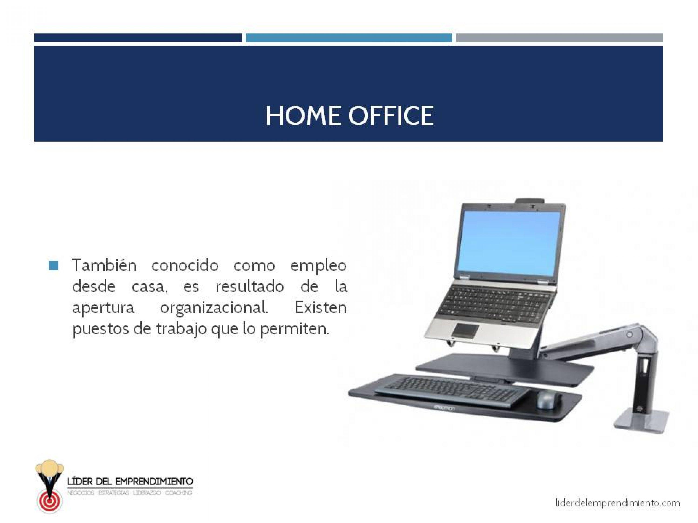 ¿Qué es el Home Office?