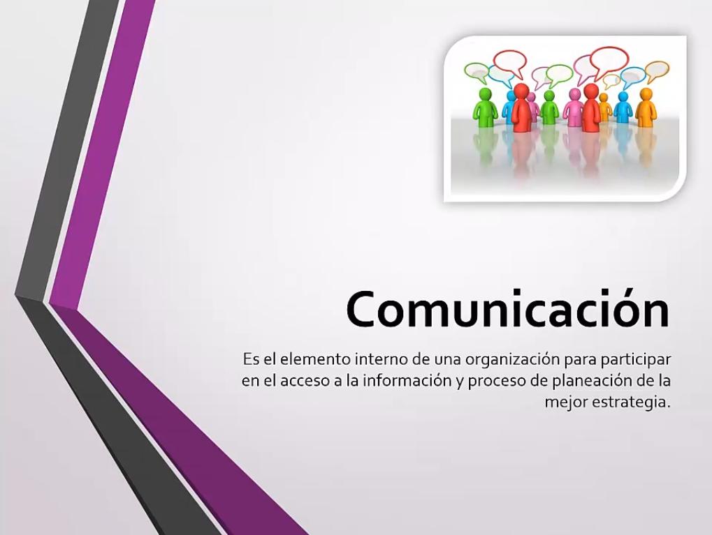 La comunicación en las empresas