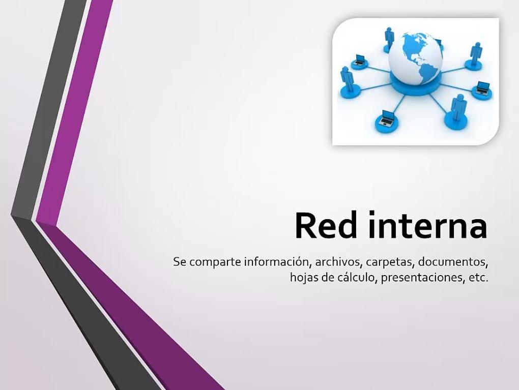 Red interna
