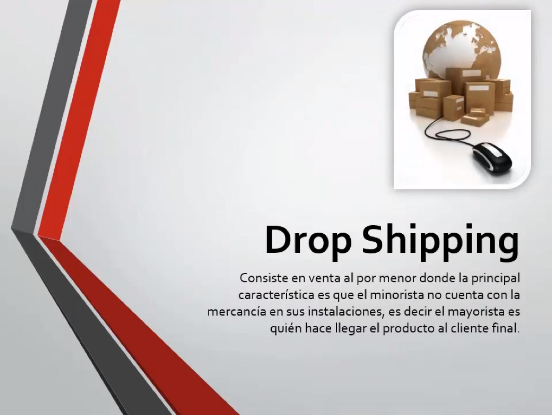 ¿Qué es el Drop Shipping?